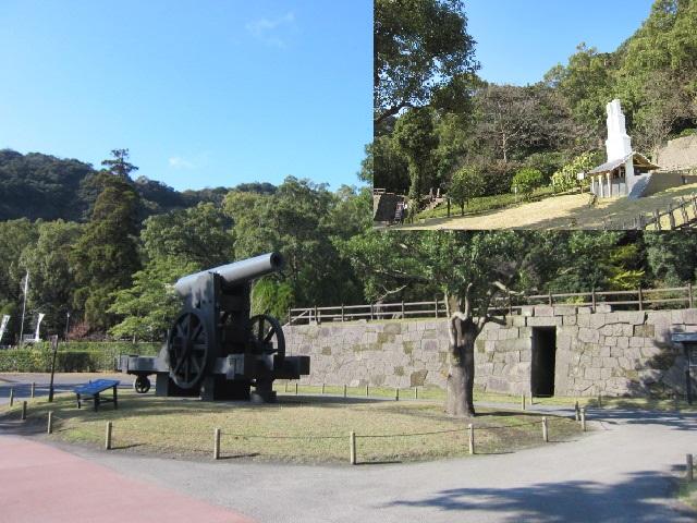 2・仙巌園大砲.JPG