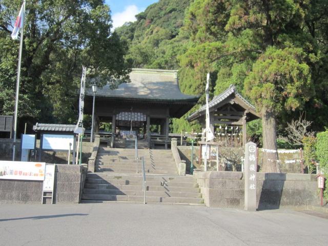 2・仙巌園鶴嶺神社2.JPG